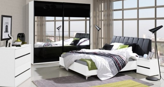 SARAGOSSA BEDROOM SET WH