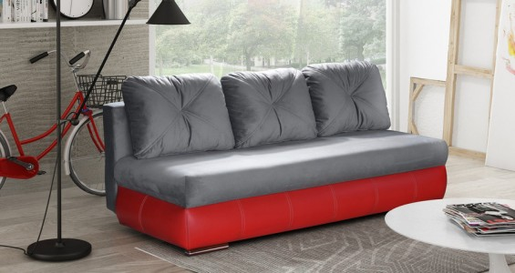rosso II sofa bed