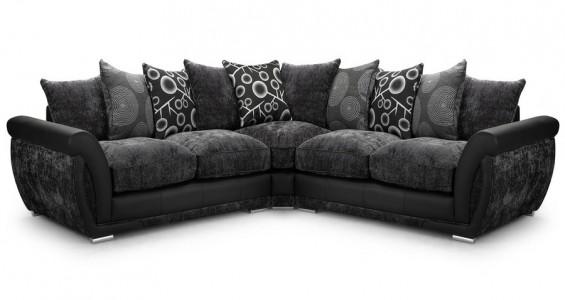 shannon II corner sofa