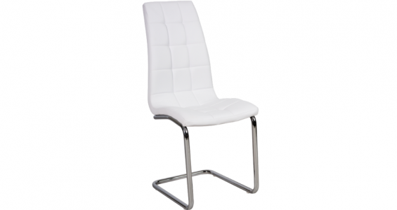 h103 dining chair white