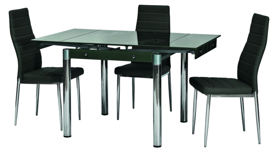 j d furniture sofas and beds vienna table set. Black Bedroom Furniture Sets. Home Design Ideas