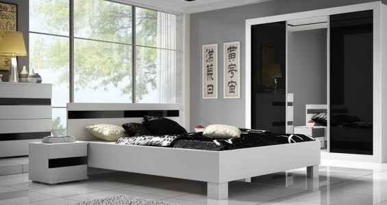 modena bedroom set