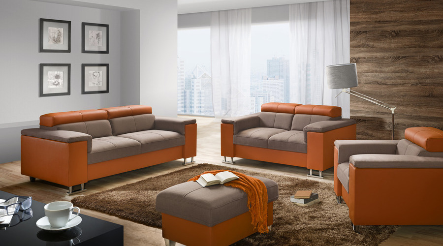 J D Furniture Sofas And Beds Boston Suite 3 2