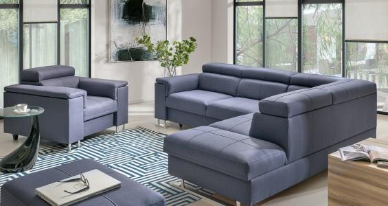 boston new corner sofa bed