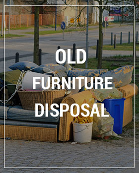 Old Furniture disposal Ireland