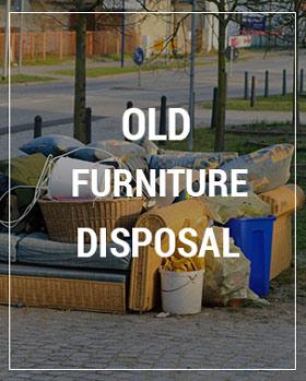 Old Furniture disposal Ireland