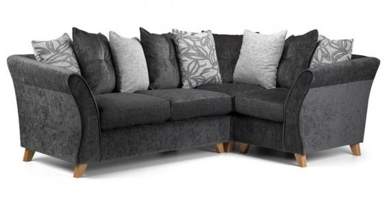 elegance corner sofa