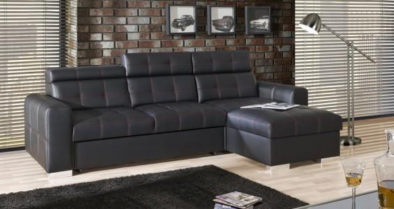 irys corner sofa bed