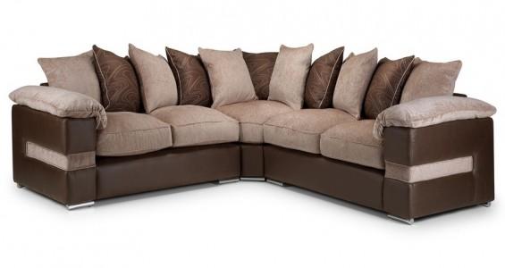 serene II corner sofa