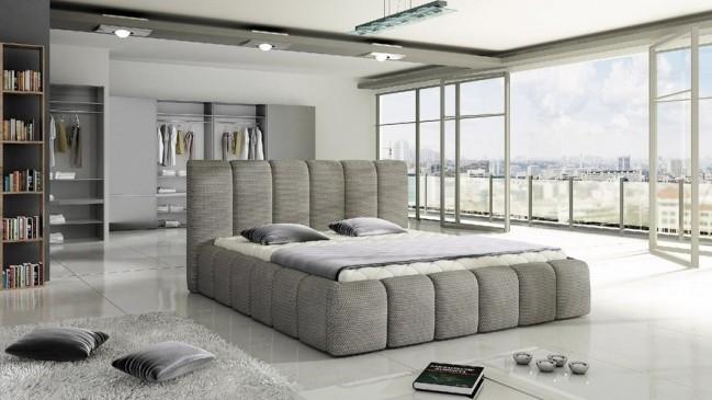 amber bed frame