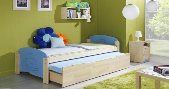 johnny children bed