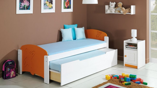 margaret II children bed