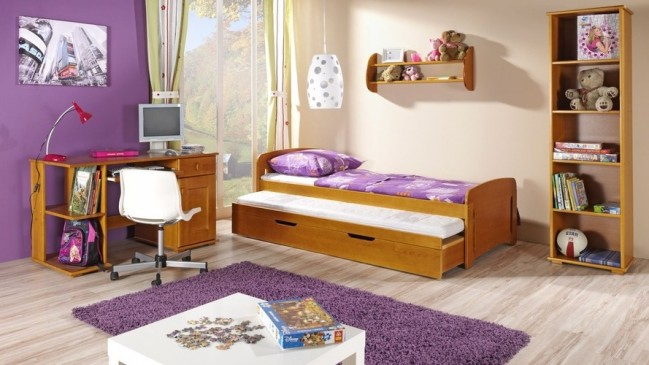minio children bed