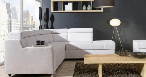 oscar corner sofa bed
