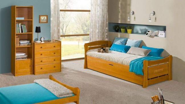 patryk children bed