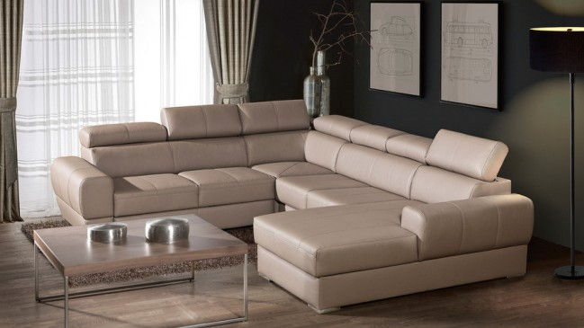 vento II corner sofa bed