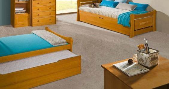 patryk 2 children bed