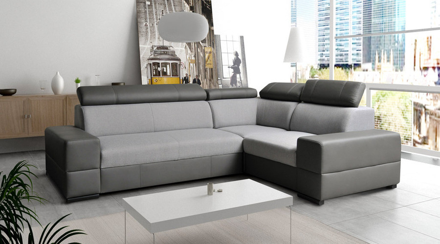 Bolzano Corner Sofa Bed