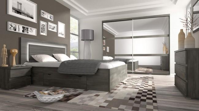 latte bedroom set