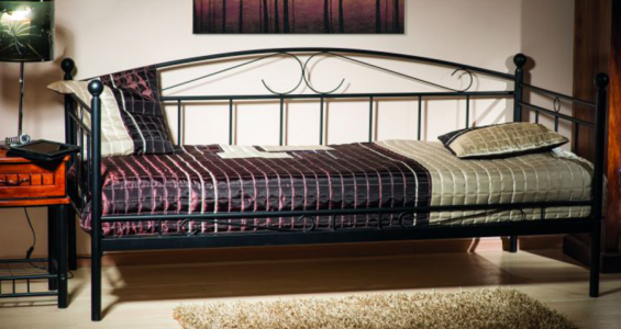 ankara bed frame