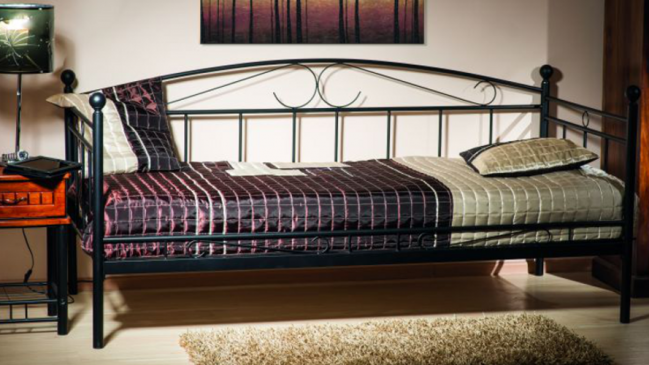 ankara bed frame