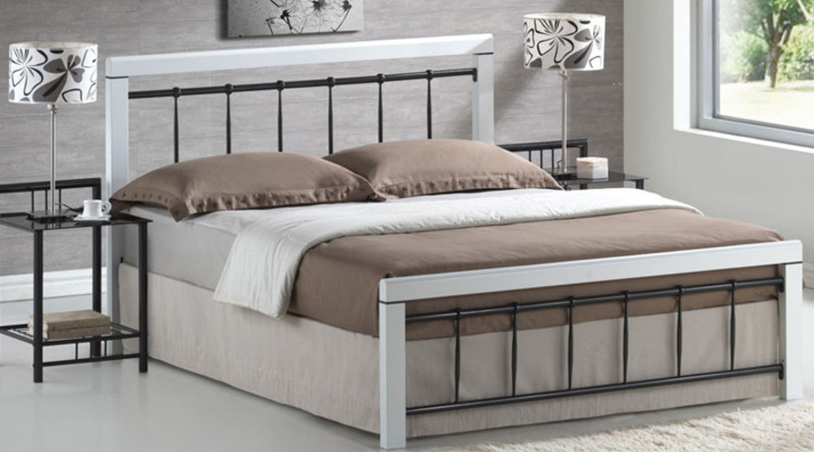 J&D Furniture | Sofas and Beds | BERLIN BED FRAME
