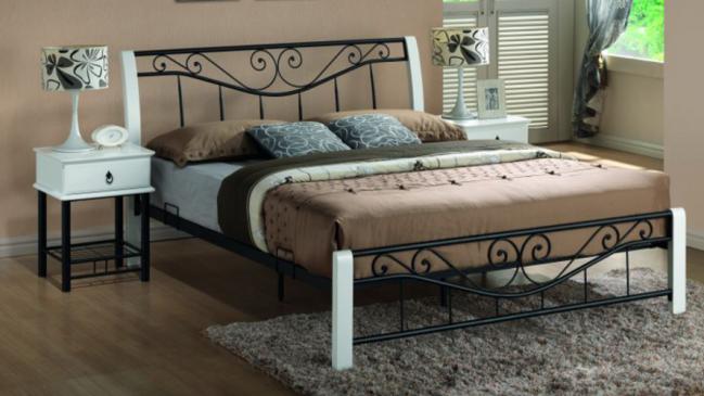 parma bed frame