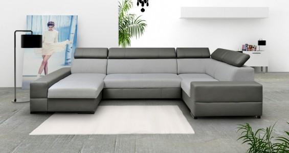 trydent corner sofa bed