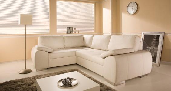 enzo II corner sofa bed