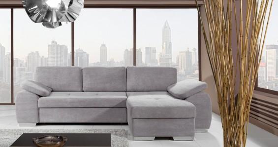 enzo III corner sofa bed