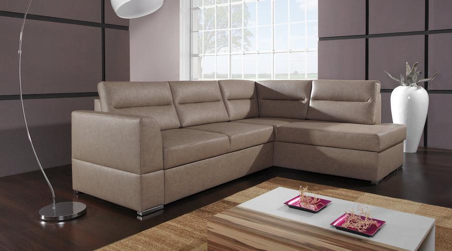 J D Furniture Sofas And Beds FLOO II CORNER SOFA BED