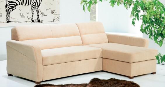 livia corner sofa bed