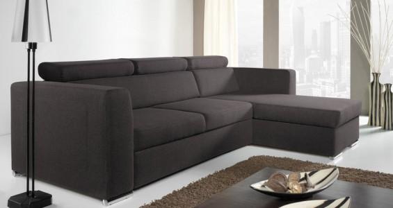 loft III corner sofa bed