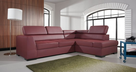 nest II corner sofa bed