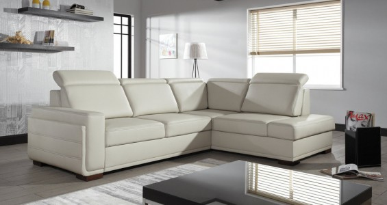 salvo II corner sofa bed