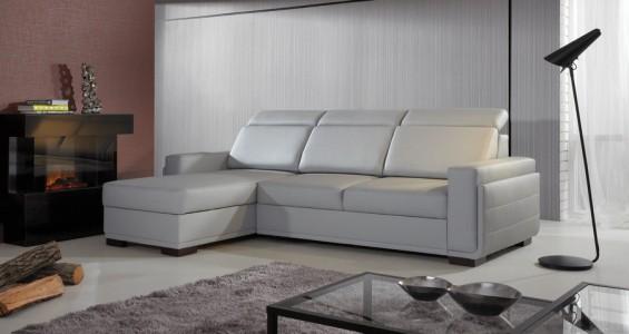 salvo III corner sofa bed