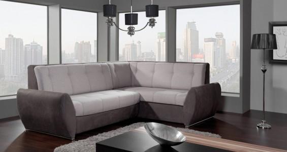 soprano II corner sofa bed