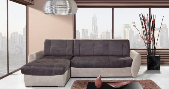 soprano III corner sofa bed