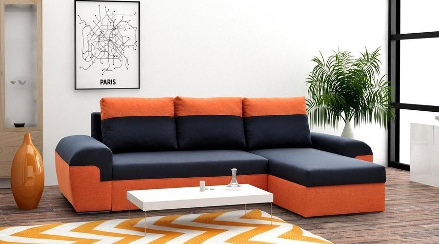 Mori Corner Sofa Bed