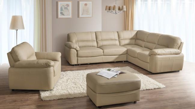 baltica I corner sofa bed