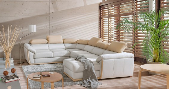 cadiz I corner sofa bed