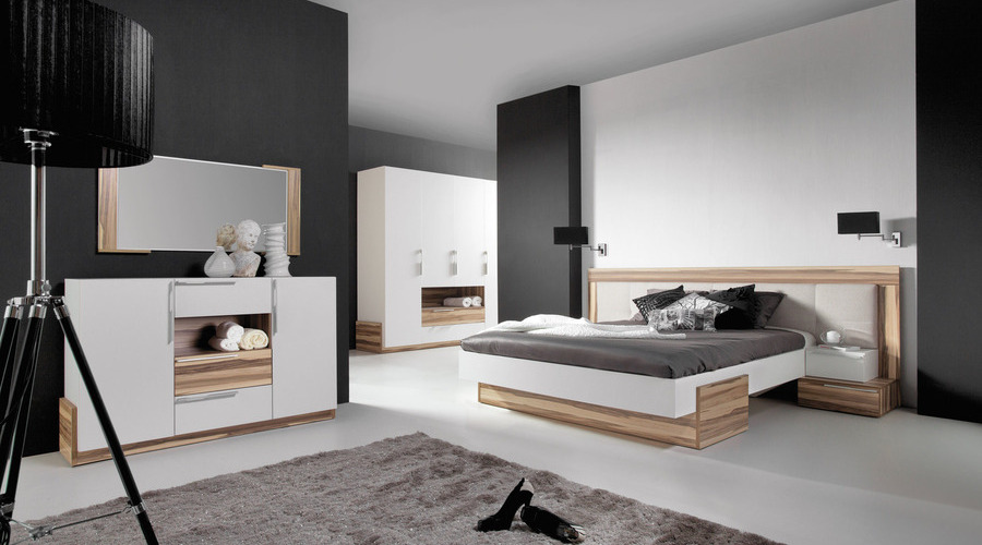 Elegant Morena Bedroom Set