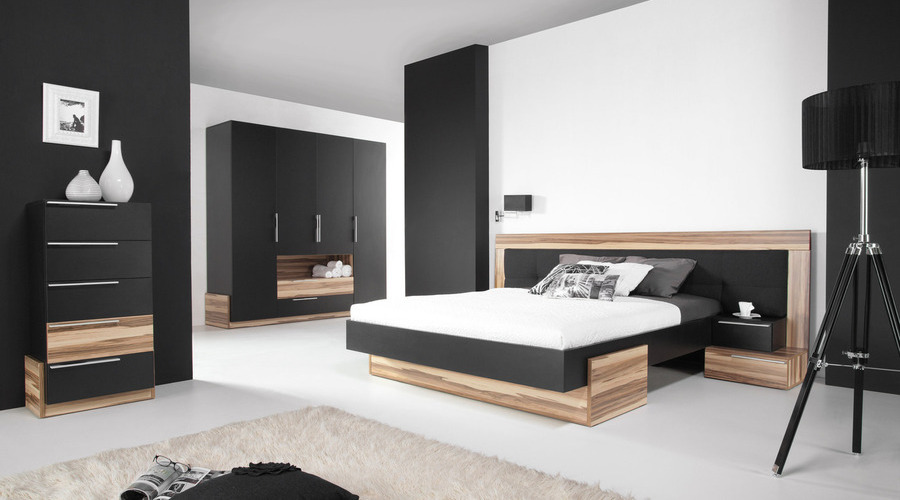 J D Furniture Sofas And Beds Morena Bedroom Set