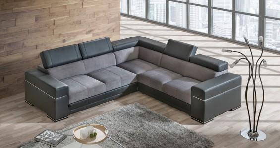 parys III corner sofa bed