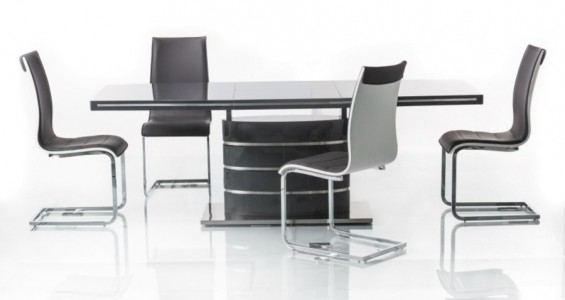 fano table set grey