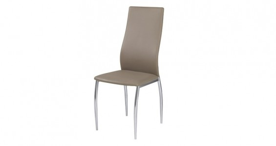 h801 dining chair beige