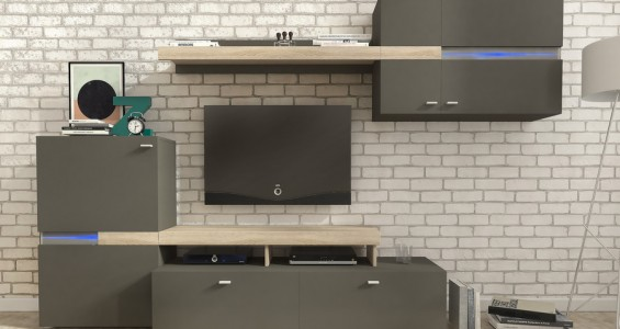 jet furniture system grey