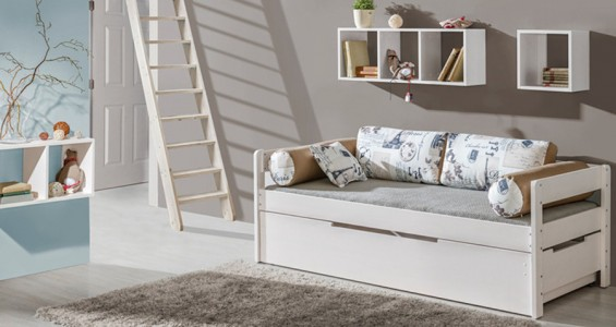 Borys Single Bed Frame