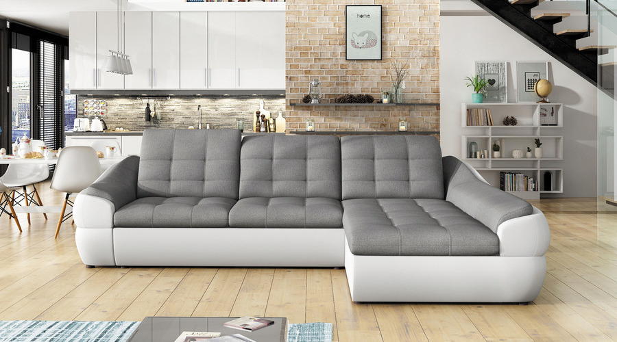Infinity Mini Corner Sofa Bed. Prev