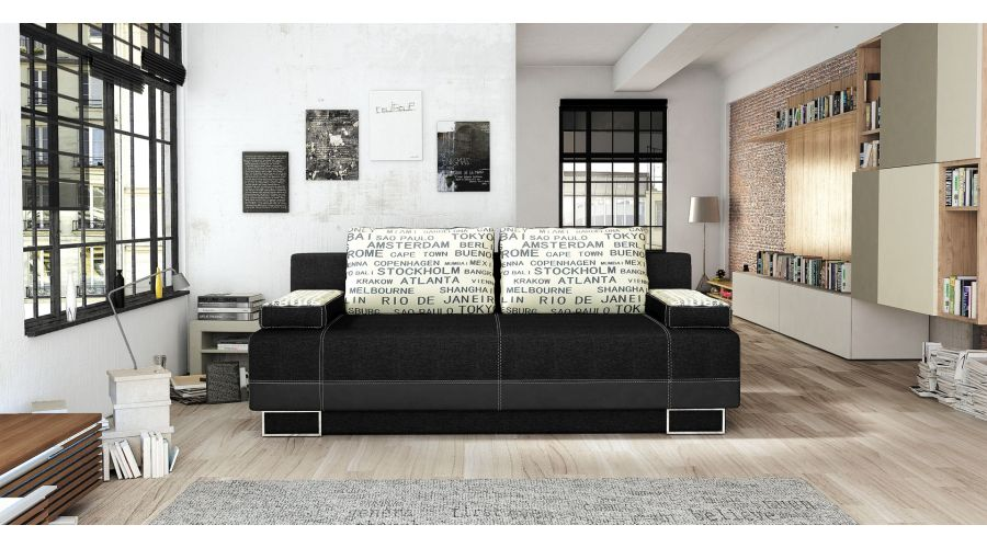 J D Furniture Sofas And Beds Vegas Sofa Bed